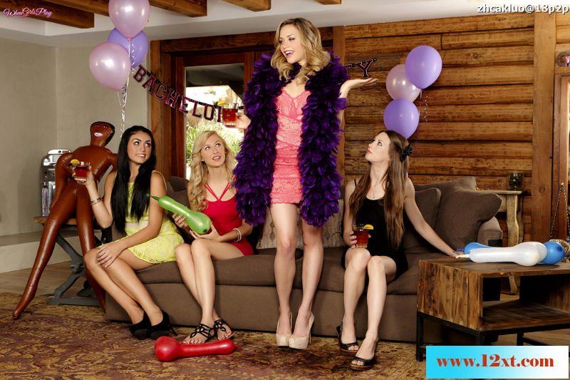 Twistys——女同-GeorgiaJones&MiaMalkova78P