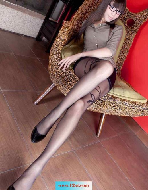 高跟长腿时尚职场女性魅惑(12P)
