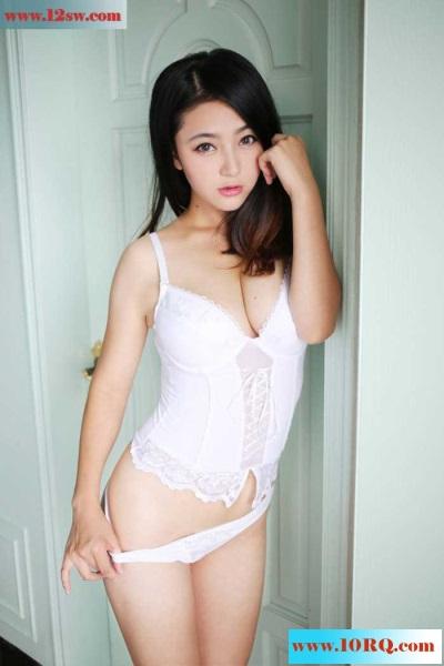 秀人新晋妹子I白色内衣写真(29P)