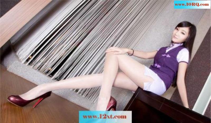旗袍美腿美女肉丝写真(17P)
